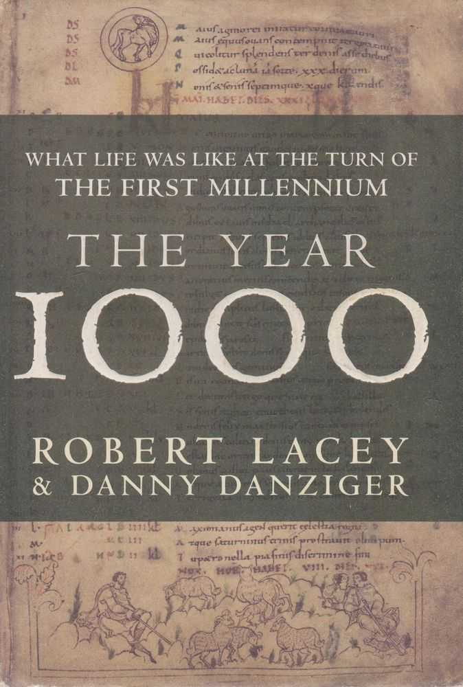 Image for The Year 1000: What Life Was Like at the turn of the first Millennium