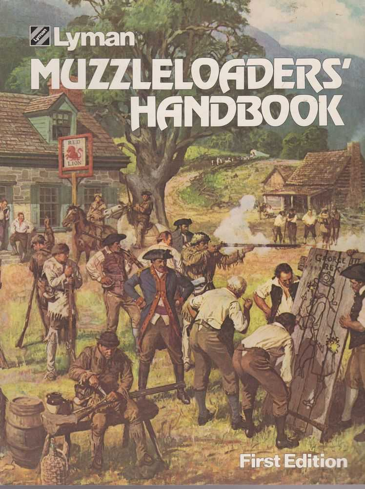 Image for Lyman Muzzleloaders' Handbook