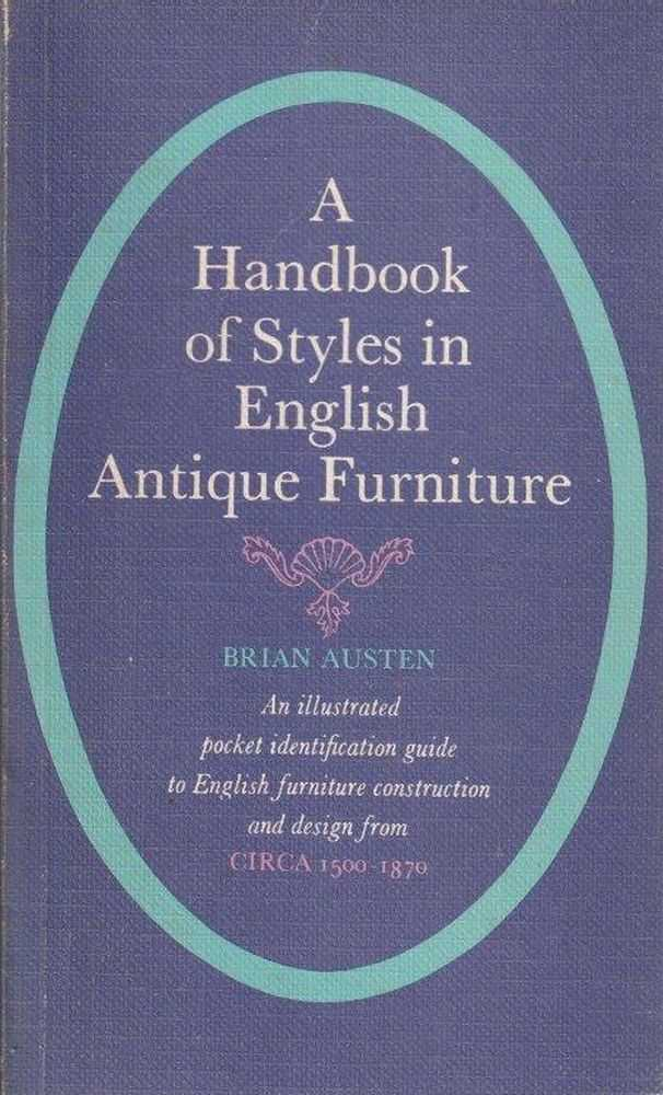 Image for A Handbook of Styles in English Antique Furniture