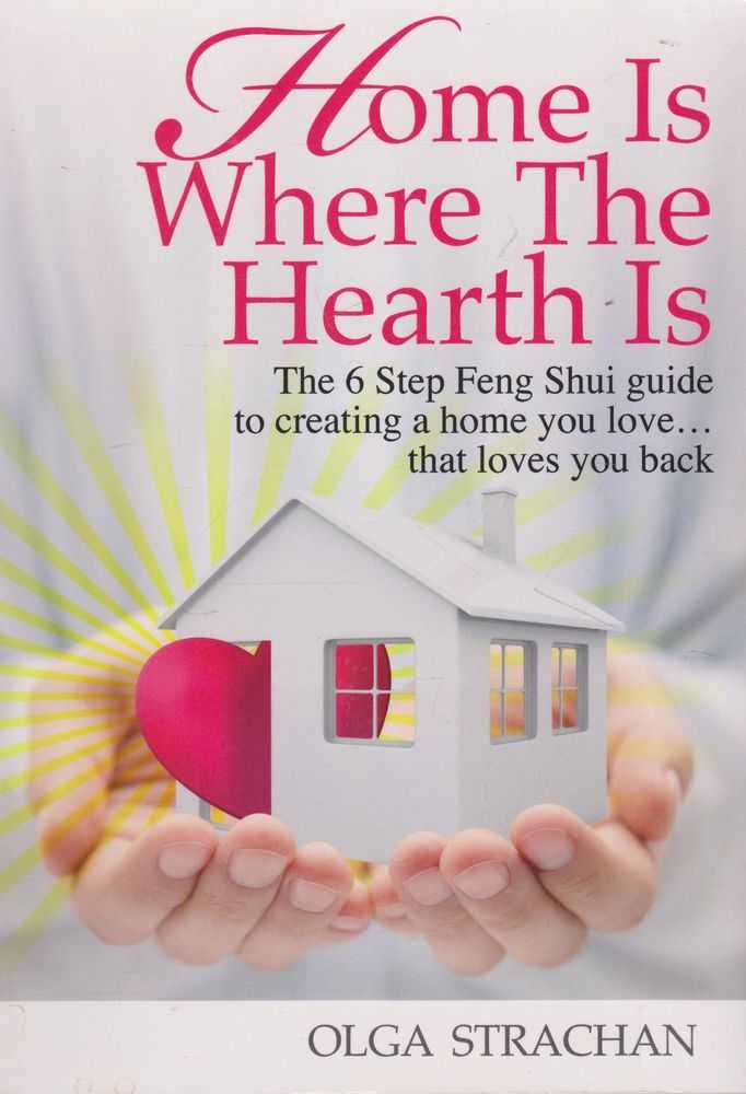 Image for Home Is Where The Hearth Is: The 6 Step Feng Shui Guide to Creating A Home You Love....That Loves You Back