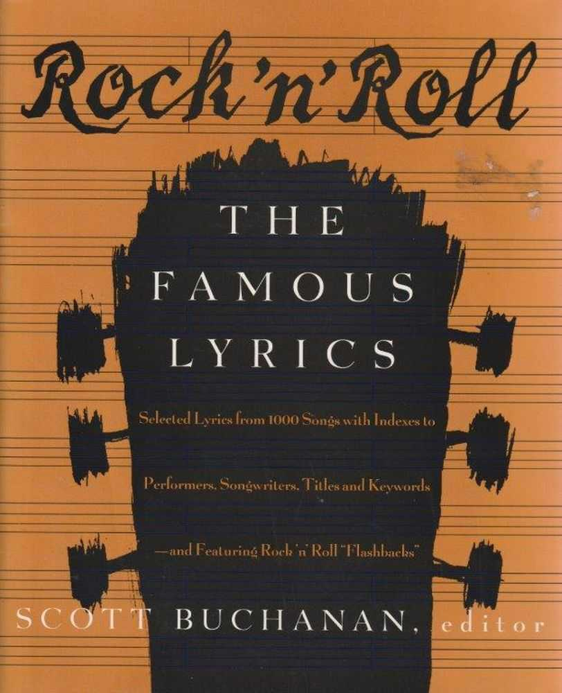 Image for Rock 'n' Roll - The Famous Lyrics