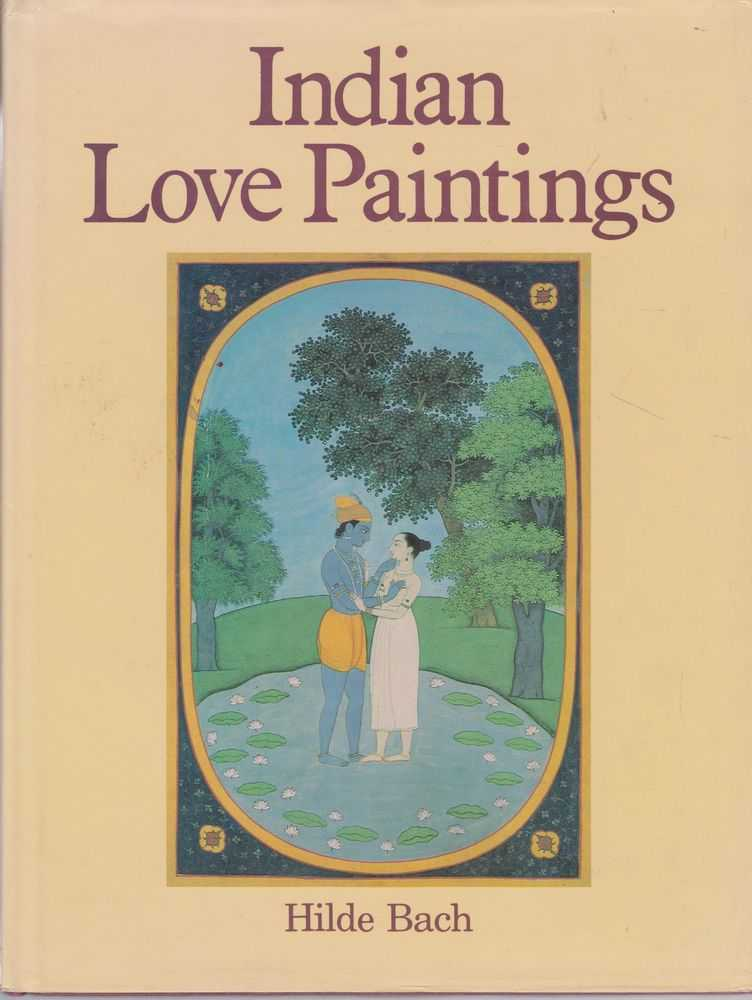 Image for Indian Love Paintings