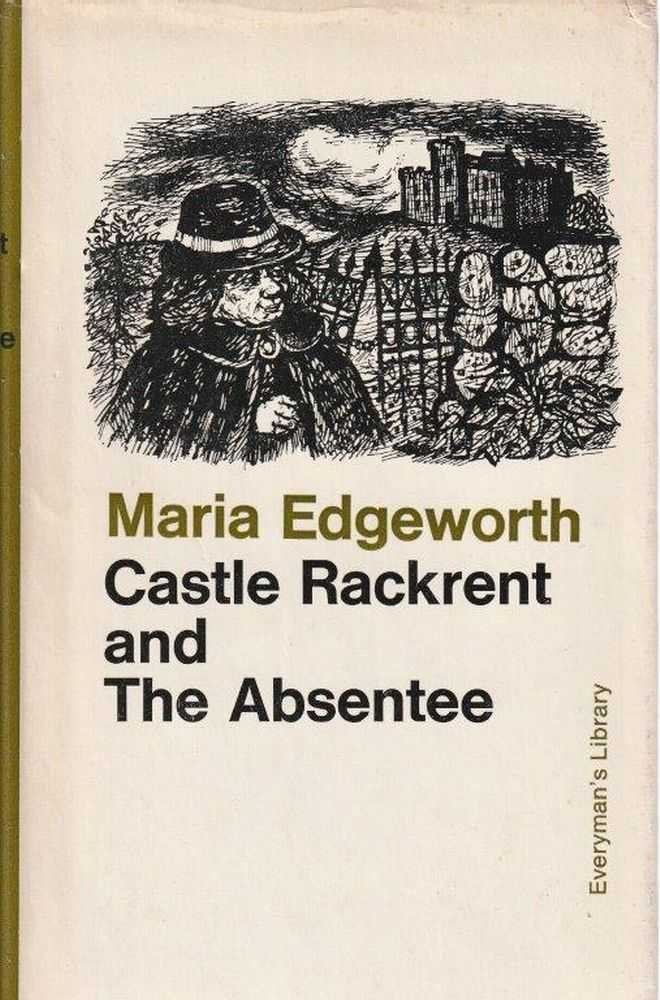 Image for Castle Rackrent and The Absentee