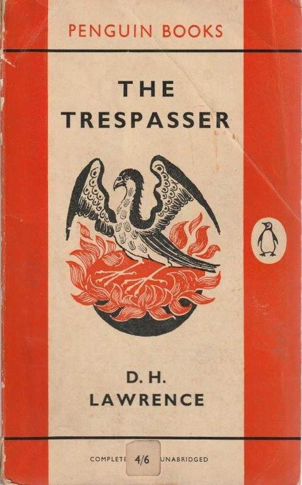 Image for The Trespasser