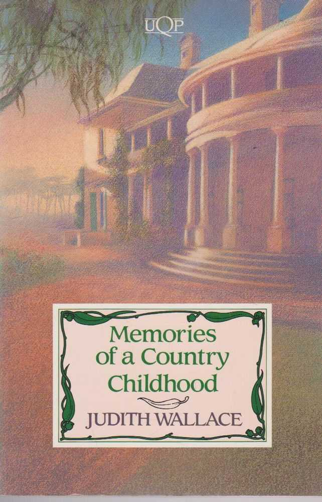 Image for Memories of A Country Childhood