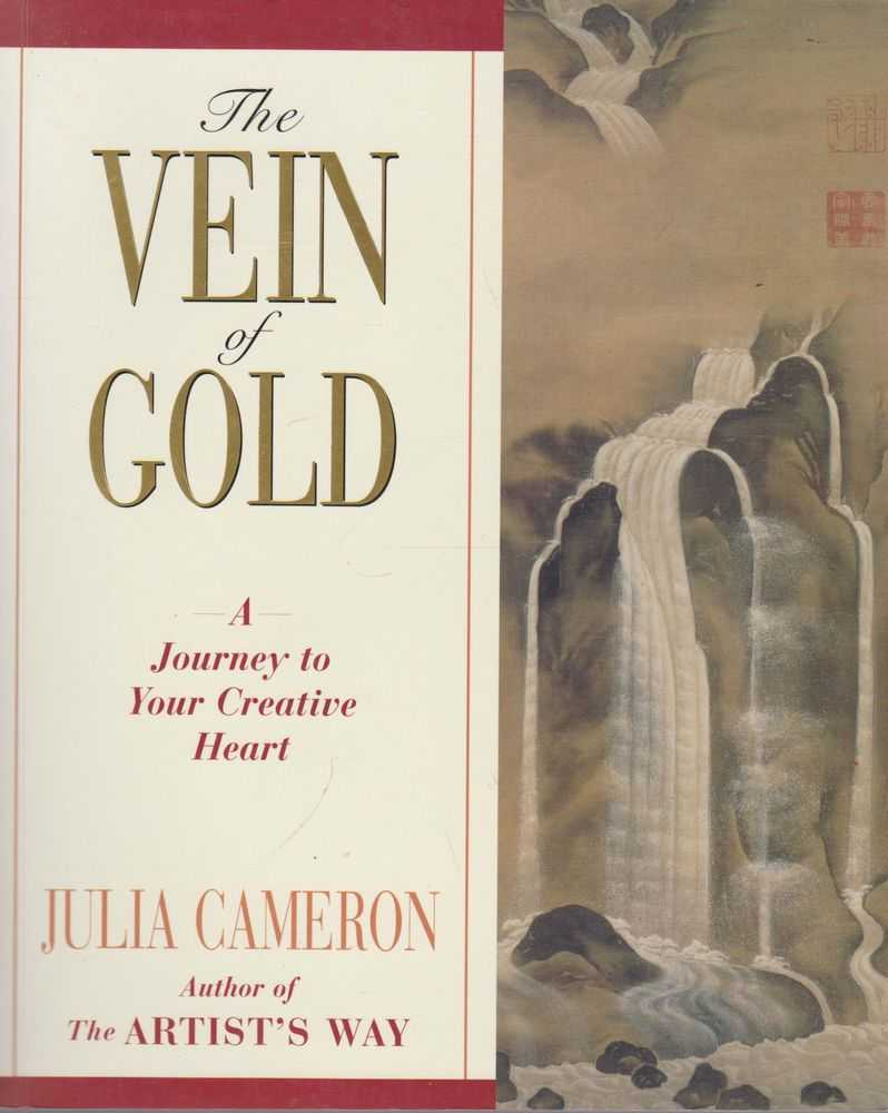 Image for The Vein of Gold: A Journey To Your Creative Heart