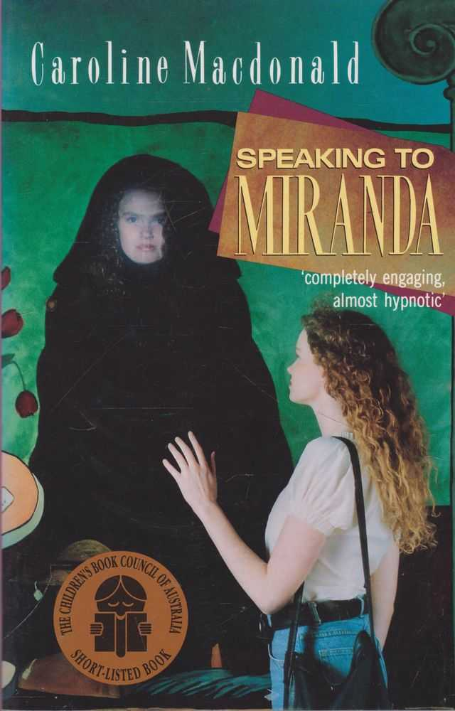 Image for Speaking To Miranda