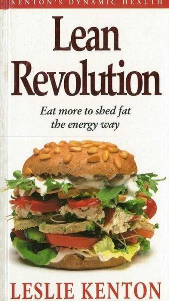 Image for Lean Revolution: Eat More To Shed Fat the Energy Way