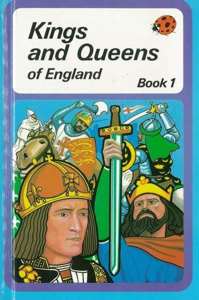 Image for Kings and Queens of England Book 1