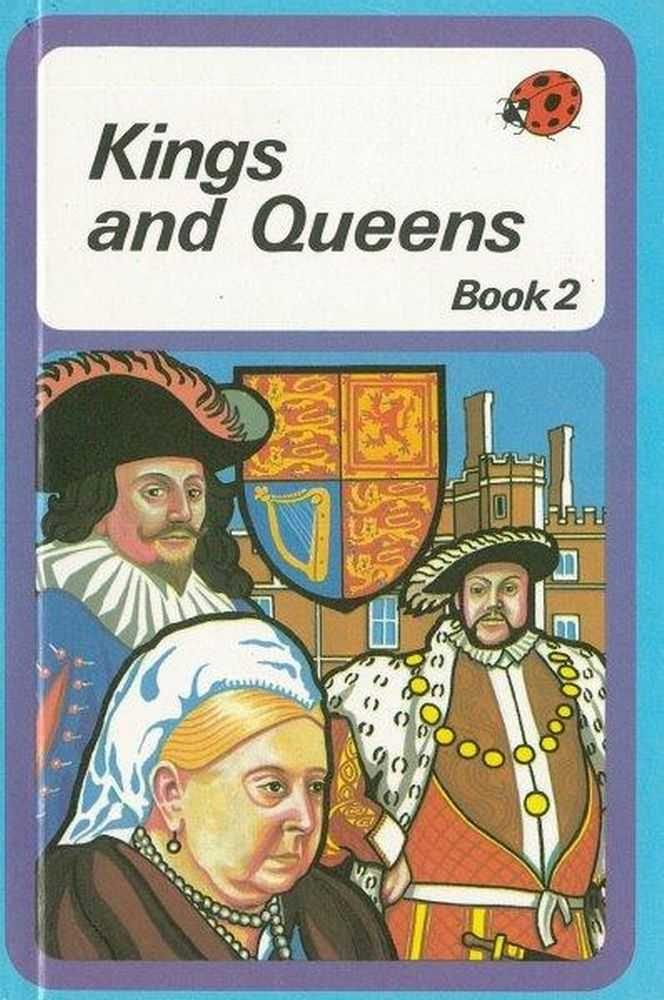 Image for Kings and Queens of England Book 2