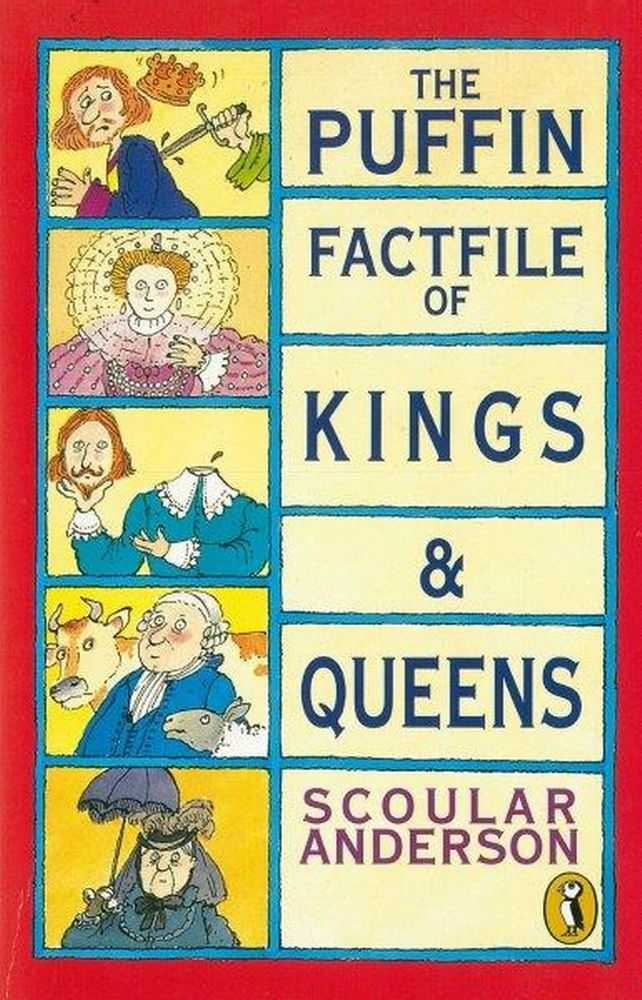 Image for The Puffin Factfile of Kings & Queens