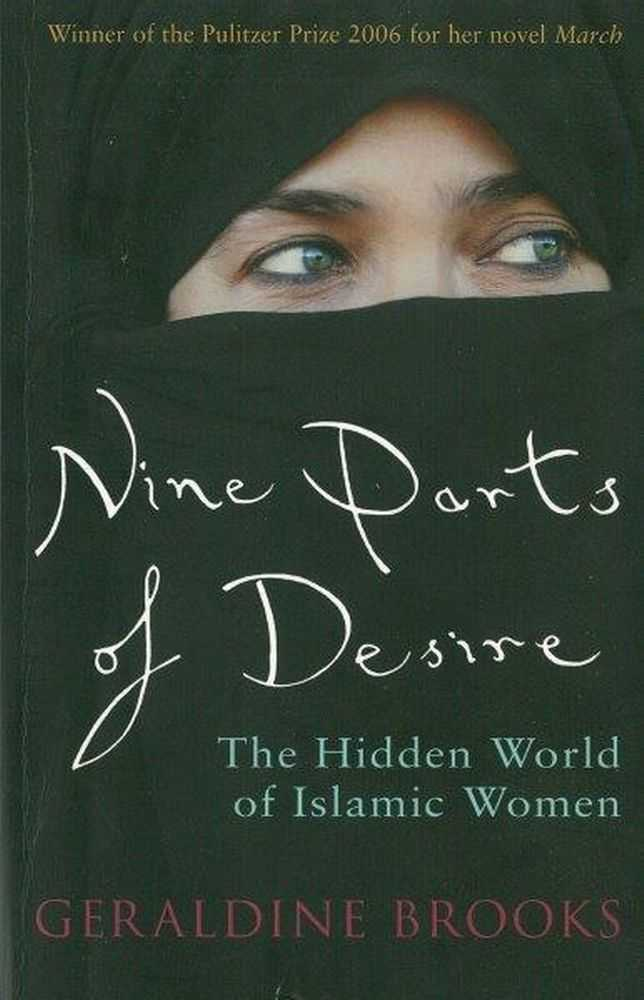 Image for Nine Parts of Desire: The Hidden World of Islamic Women
