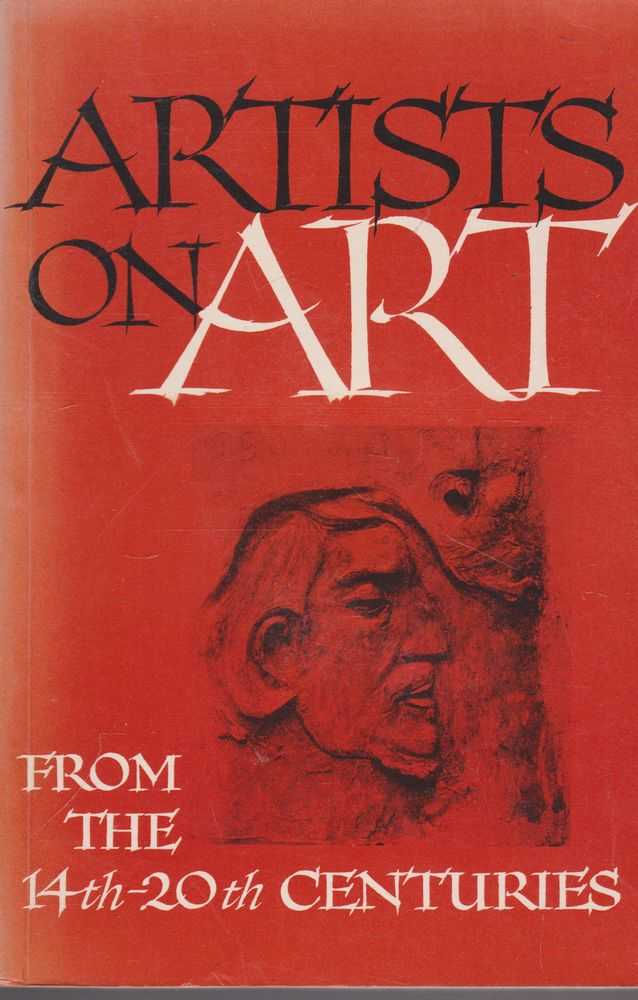 Image for Artists on Art: From the 14th -20th Centuries