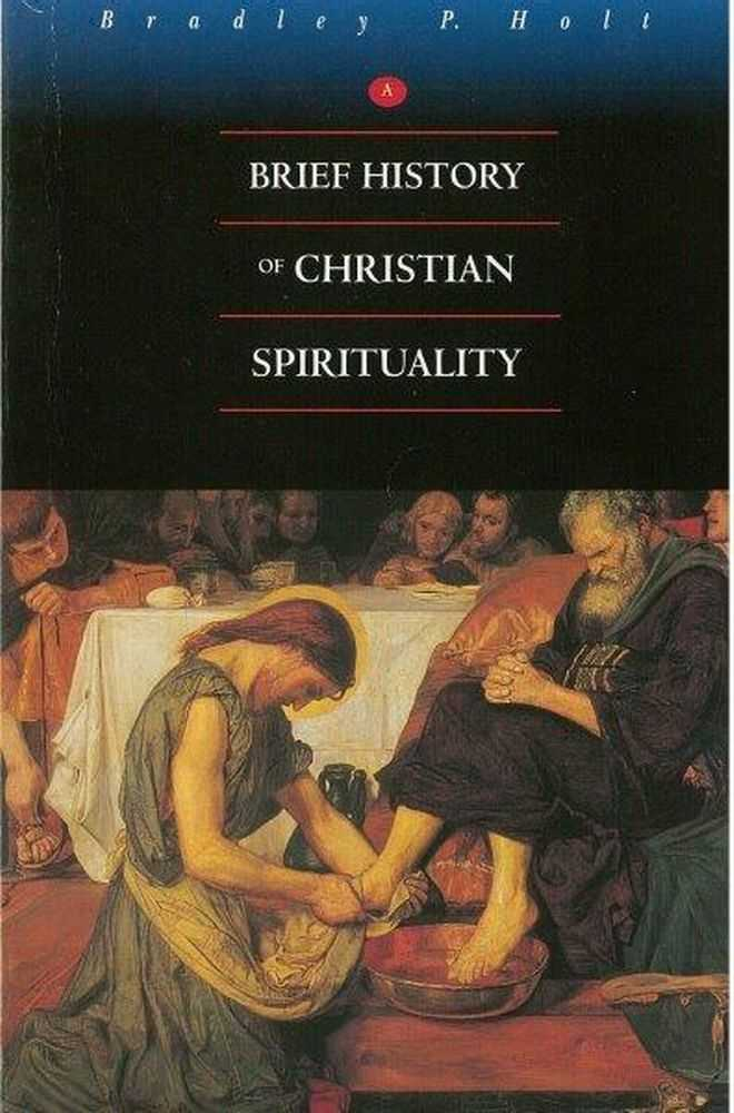 Image for A Brief History of Christian Spirituality