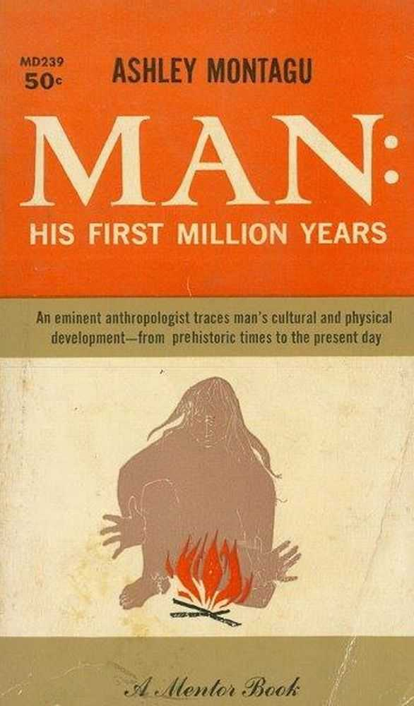 Image for Man: His First Million Years