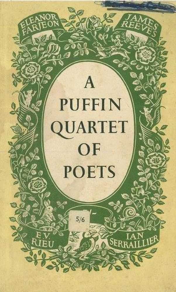 Image for A Puffin Quartet of Poets
