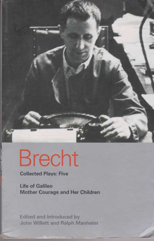 Image for Brecht: Collected Plays: Five: Life of Galileo; Mother Courage and Her Children