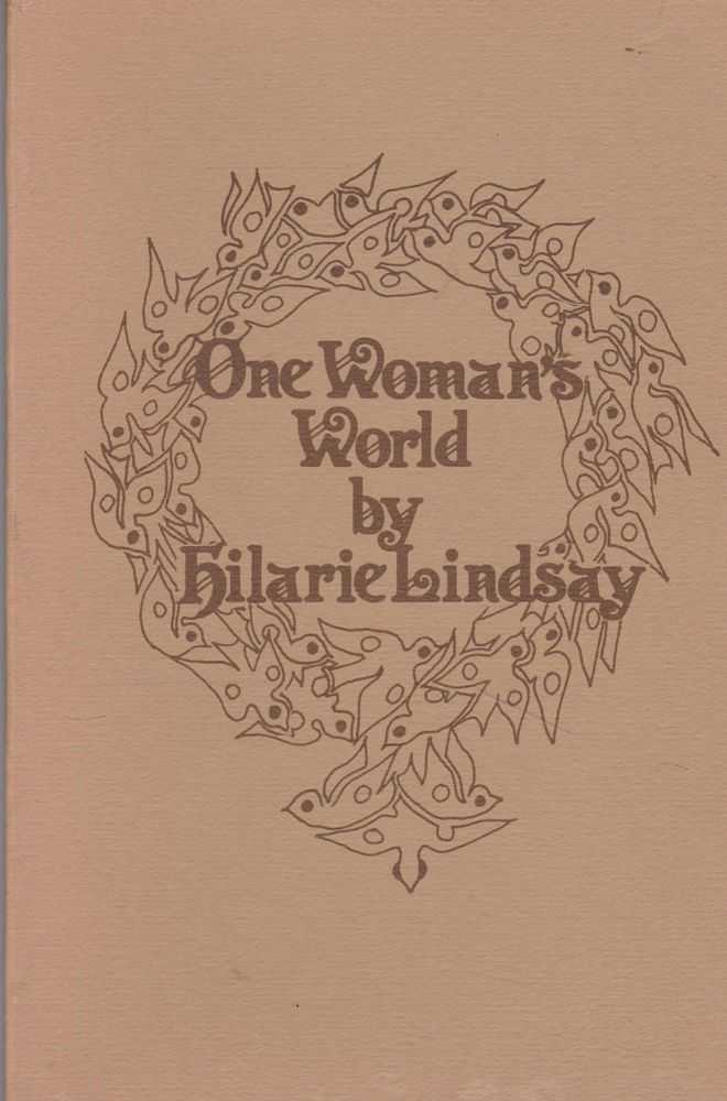 Image for One Woman's World