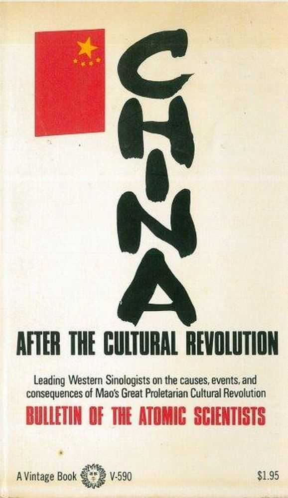 Image for China After The Cultural Revolution