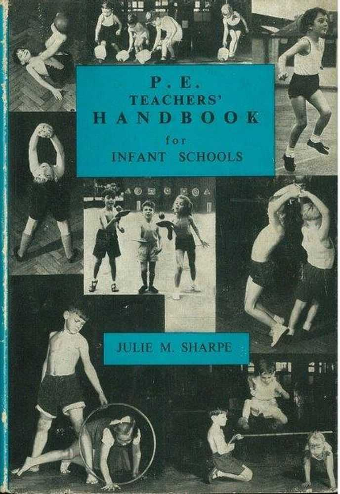 Image for P.E. Teachers' Handbook for Infant Schools