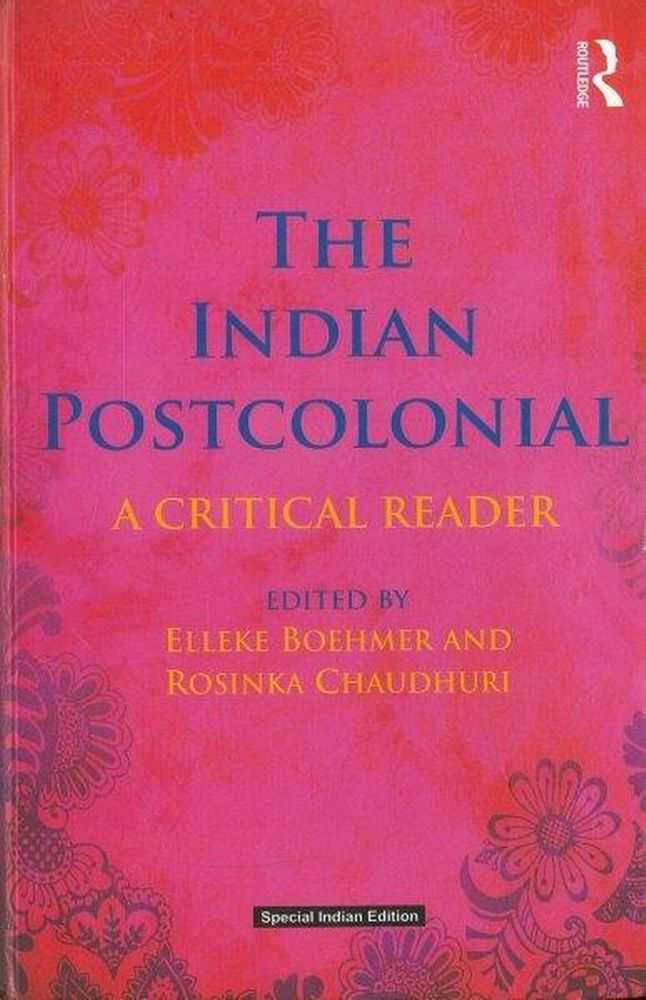 Image for The Indian Postcolonial: A Critical Reader