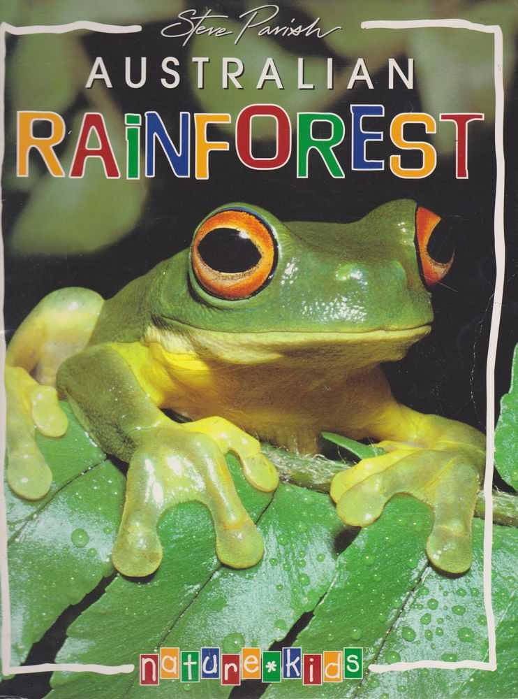 Image for Australian Rainforest [Nature Kids]