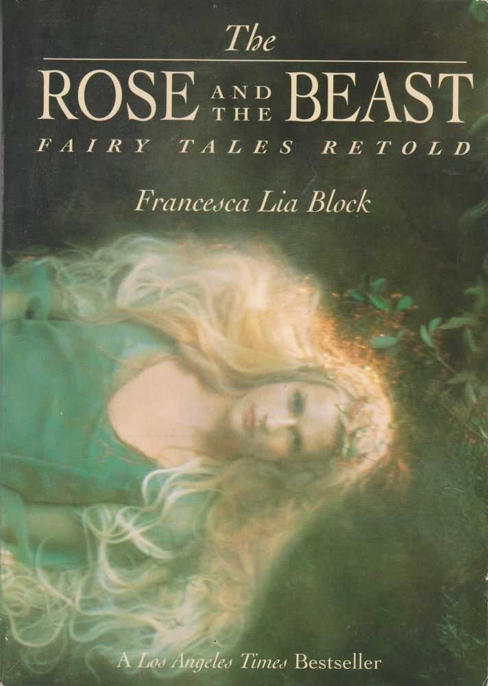 Image for The Rose and The Beast: Fairy Tales Retold