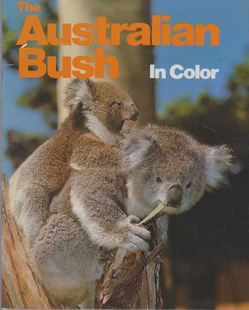 Image for The Australian Bush in Color