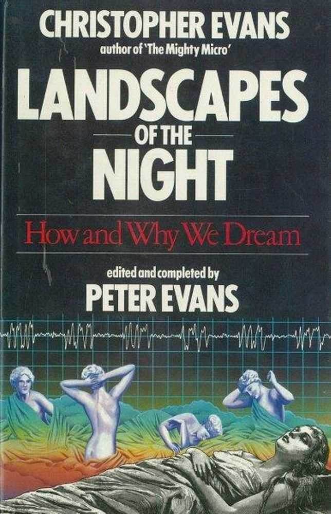 Image for Landscapes of the Night: How and Why we Dream
