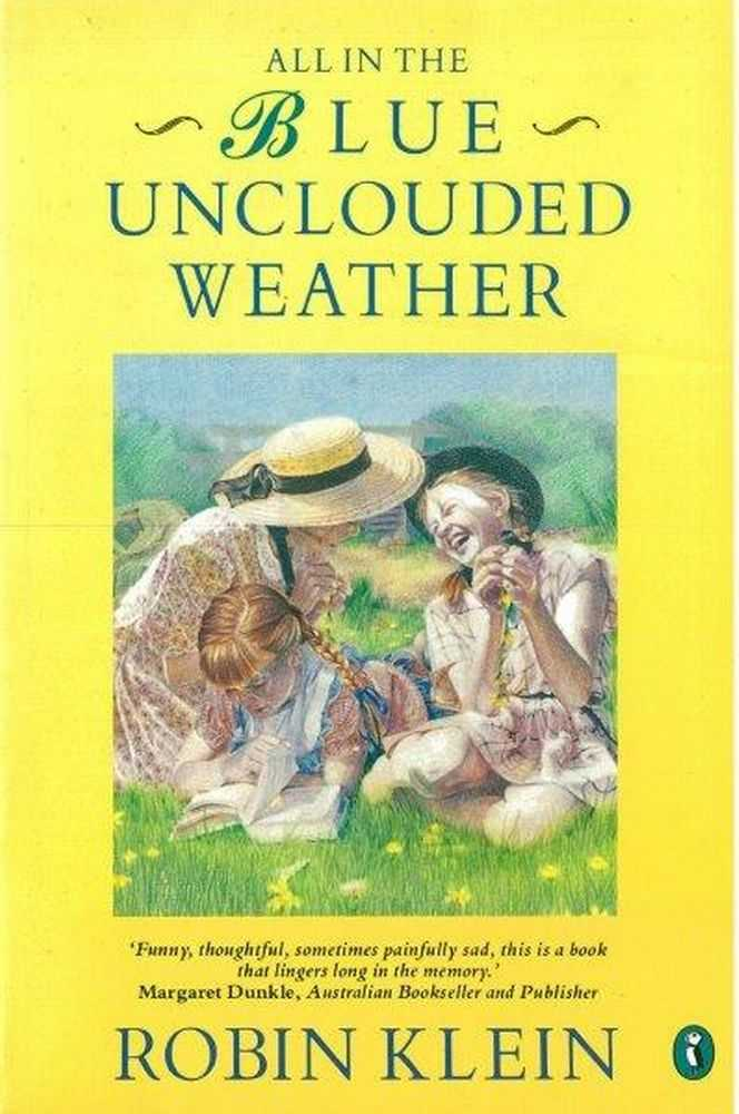 Image for All In The Blue Unclouded Weather
