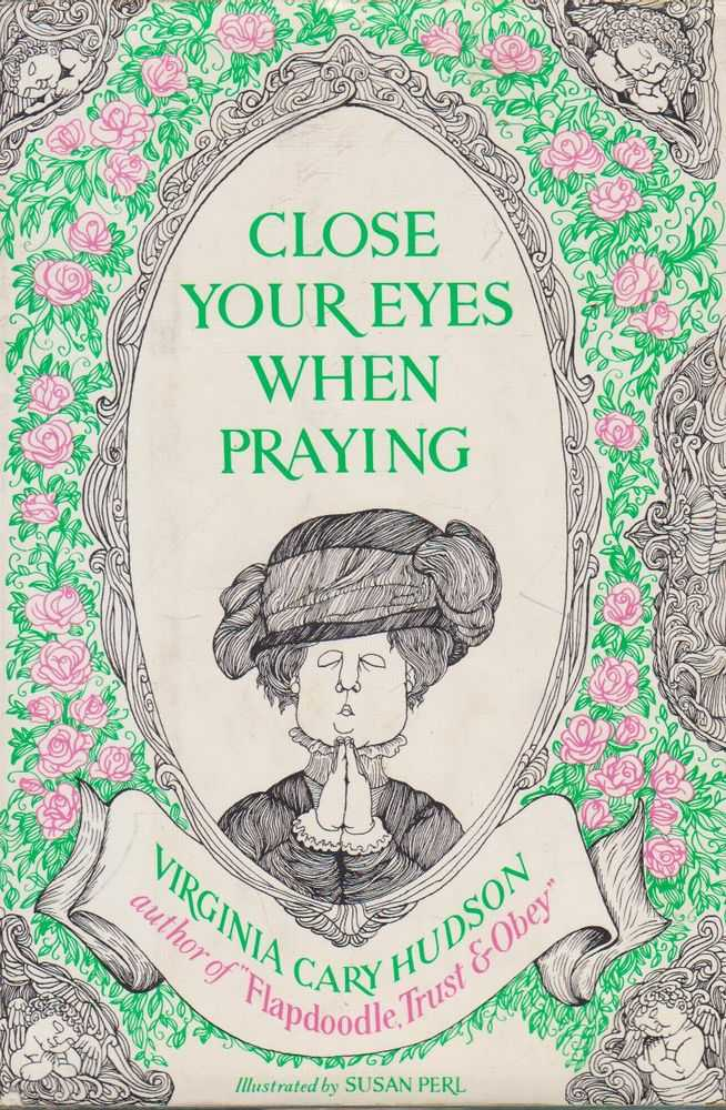 Image for Close Your Eyes When Praying