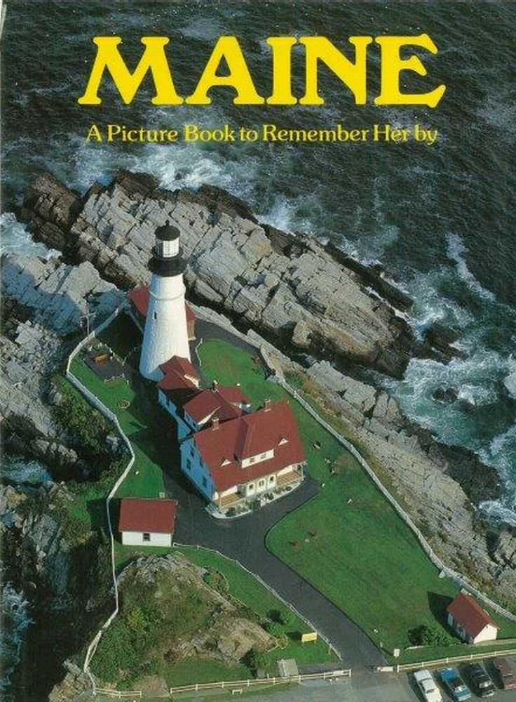 Image for Maine: A Picture Book to Remember her by