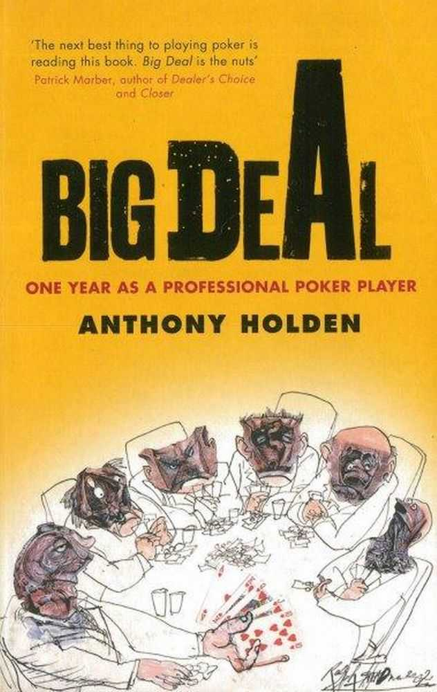 Image for Big Deal: One Year as a Professional Poker Player