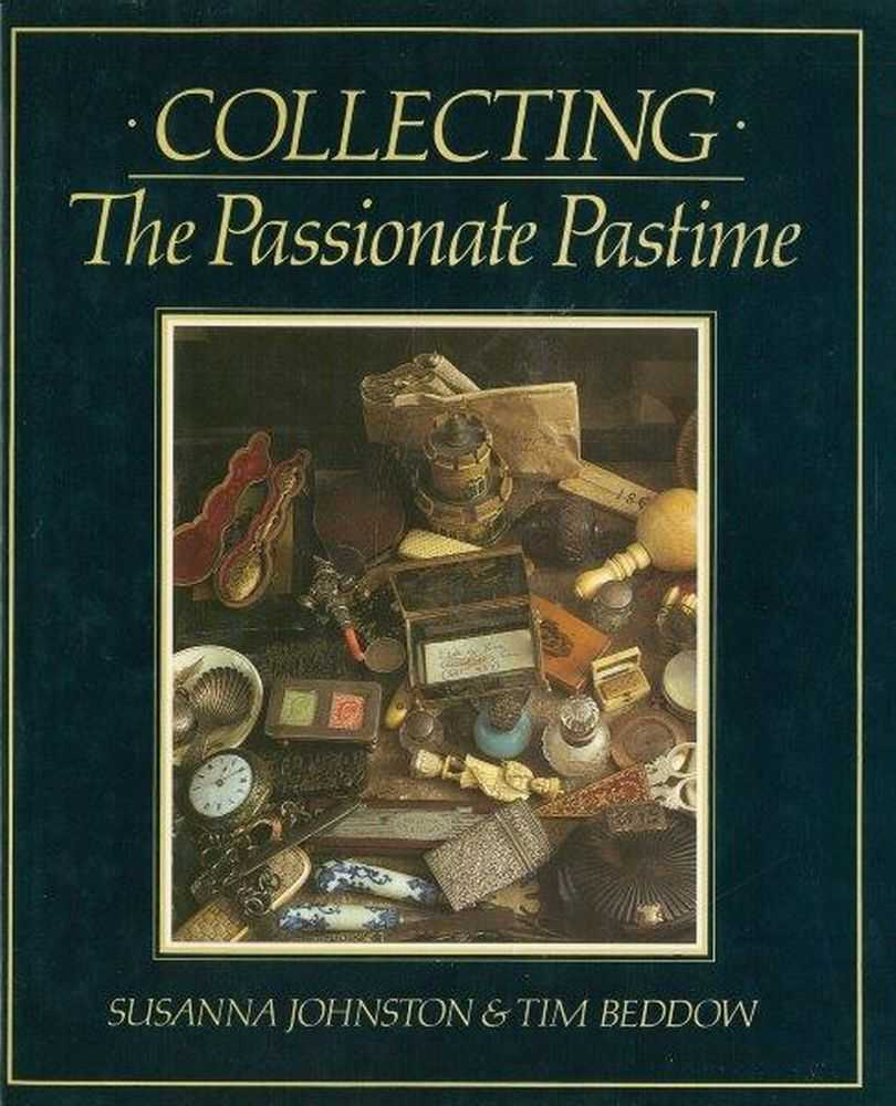 Image for Collecting: The Passionate Pastime