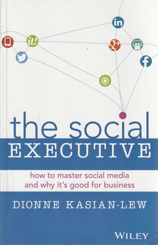 Image for The Social Executive
