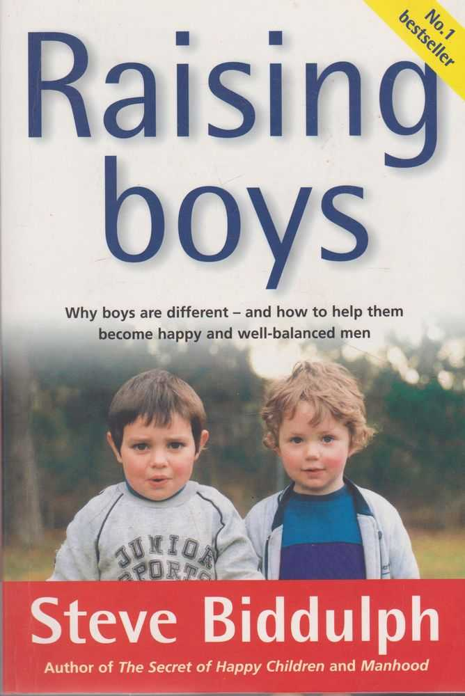 Image for Raising Boys - Why Boys Are Different and How To Help Them Become Happy and Well-Balanced Men