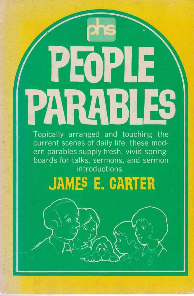 Image for People Parables