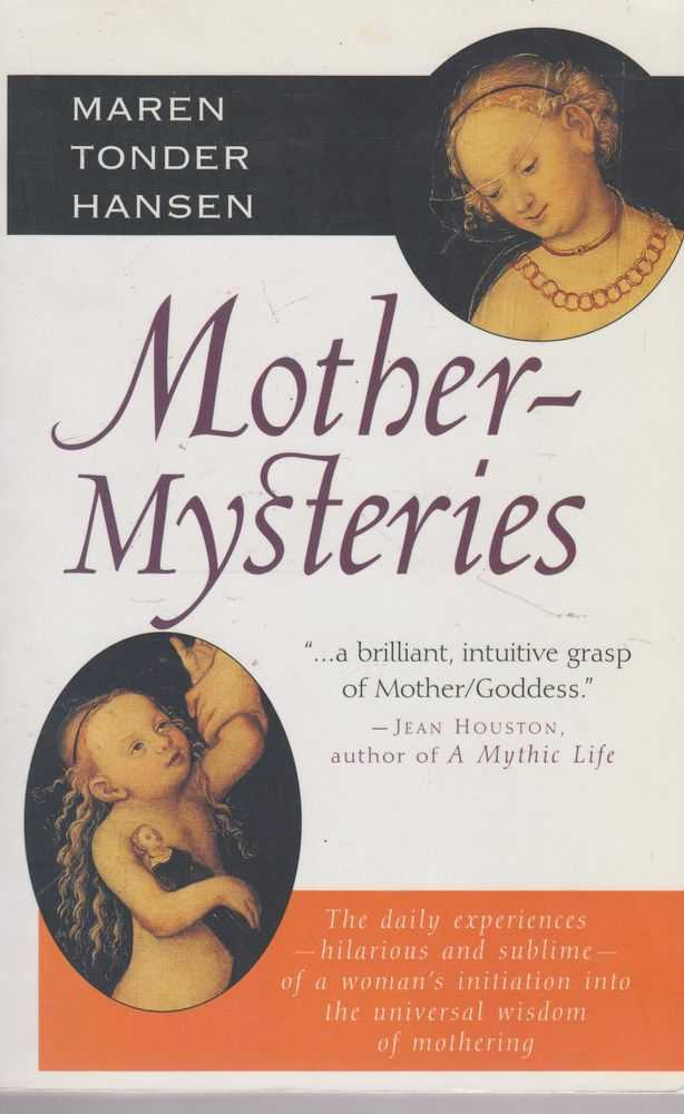 Image for Mother-Mysteries
