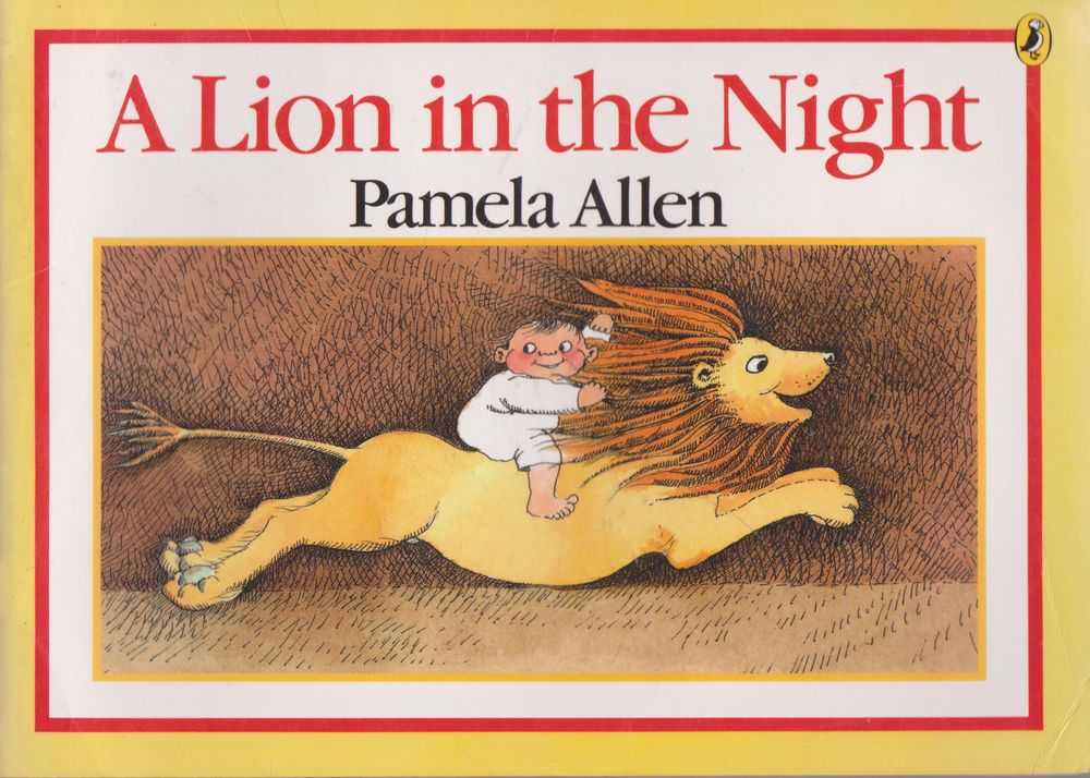 Image for A Lion in the Night