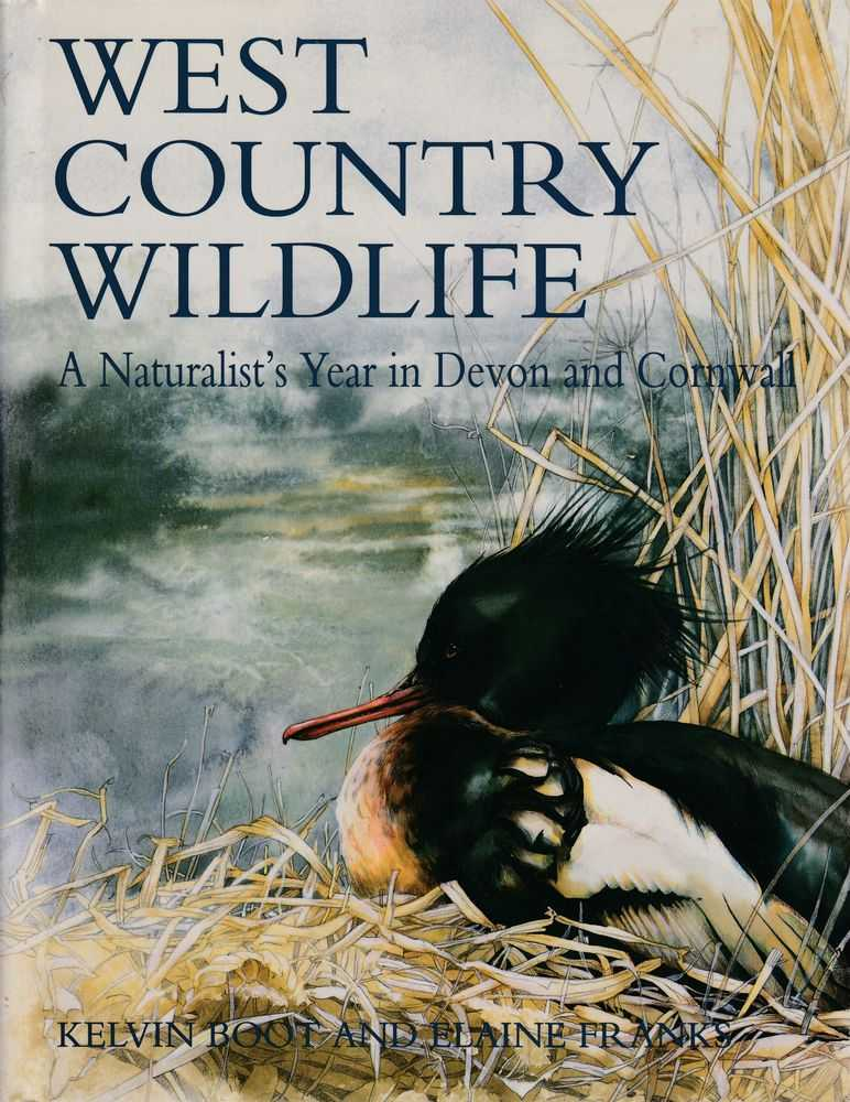 Image for West Country Wildlife - A Naturalist's Year In Devon and Cornwall