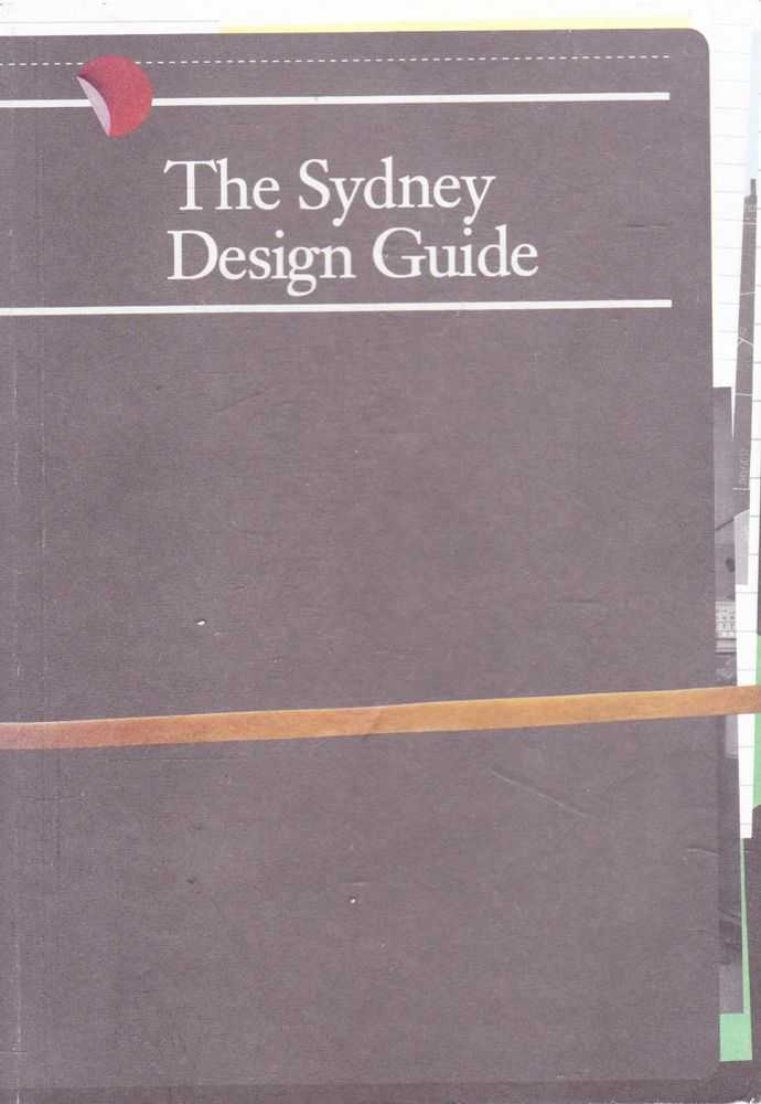 Image for The Sydney Design Guide