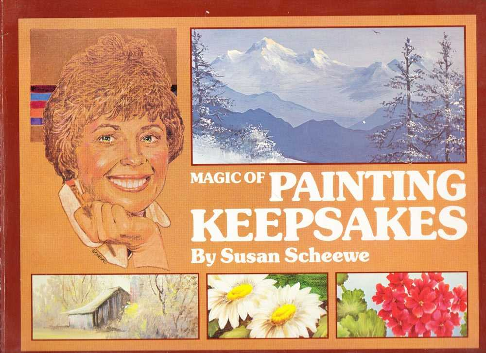 Image for Magic of Painting Keepsakes