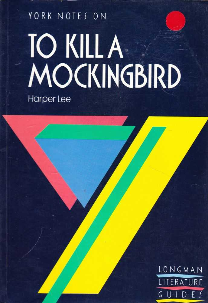 Image for York Notes on Harper Lee's To Kill A Mockingbird
