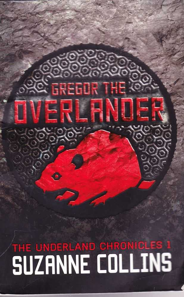 Image for Gregor the Overlander [The Underland Chronicles 1]