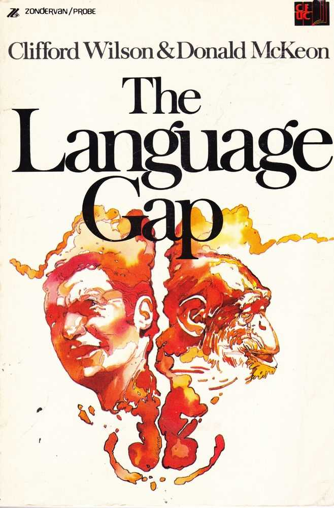 Image for The Language Gap