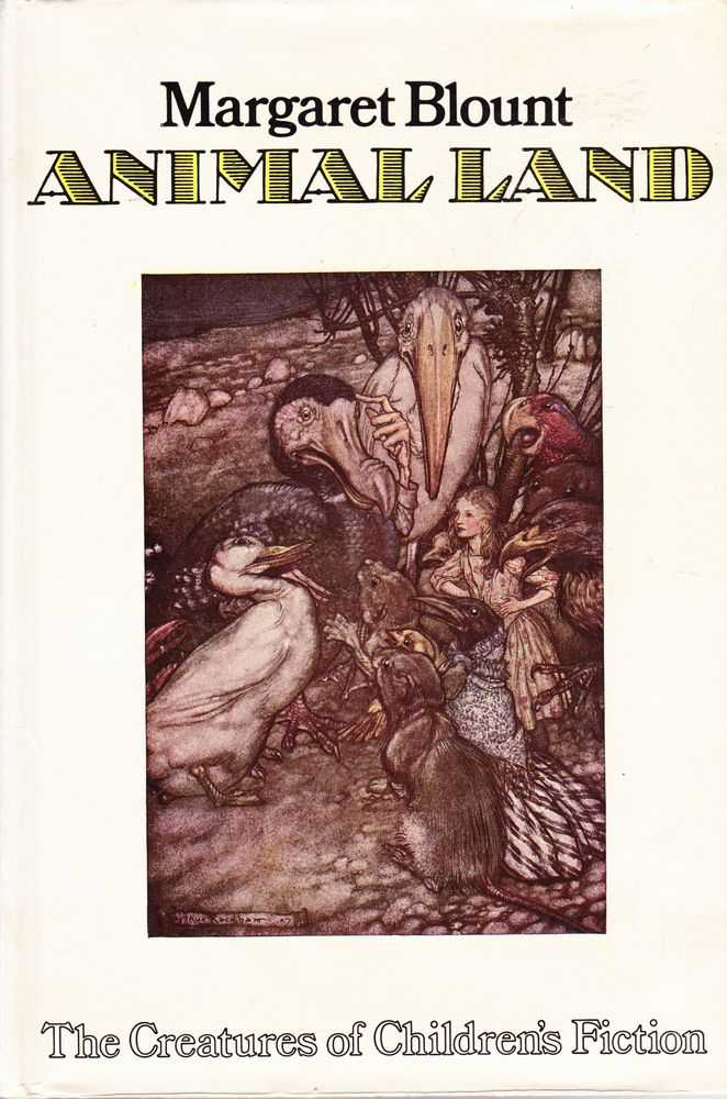 Image for Animal Land: The Creatures of Children's Fiction