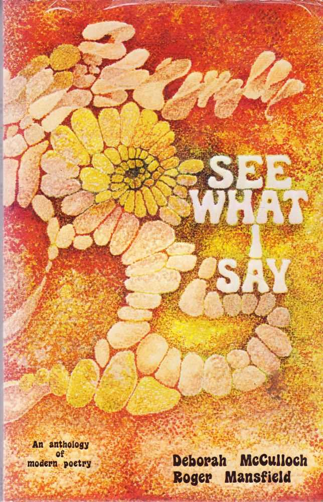 Image for See What I Say - An Anthology of Modern Poetry