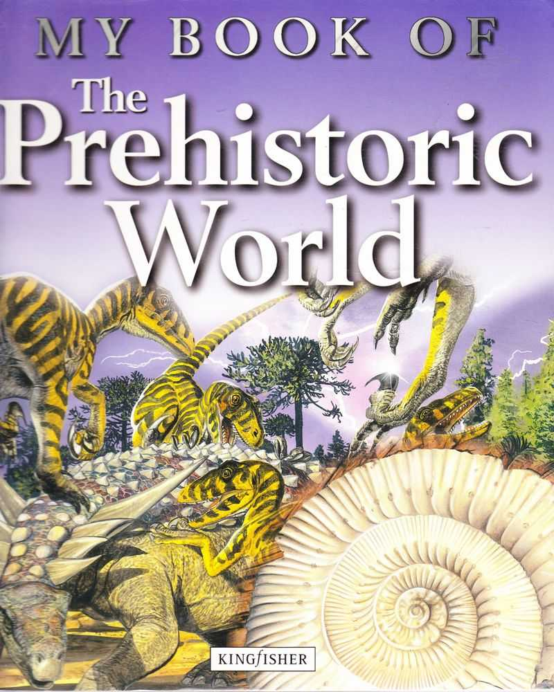 Image for My Book of The Prehistoric World