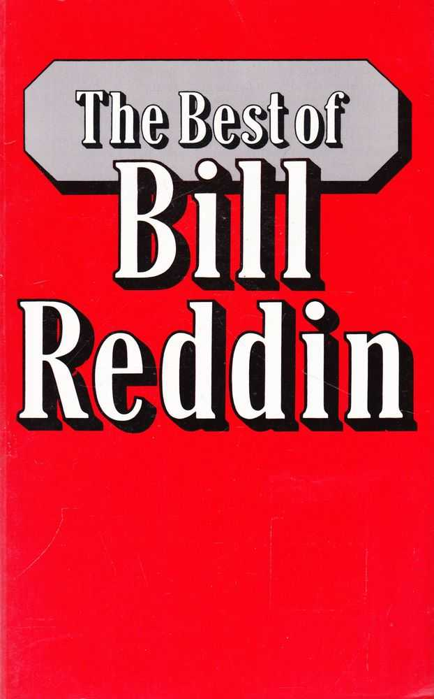 Image for The Best of Bill Reddin