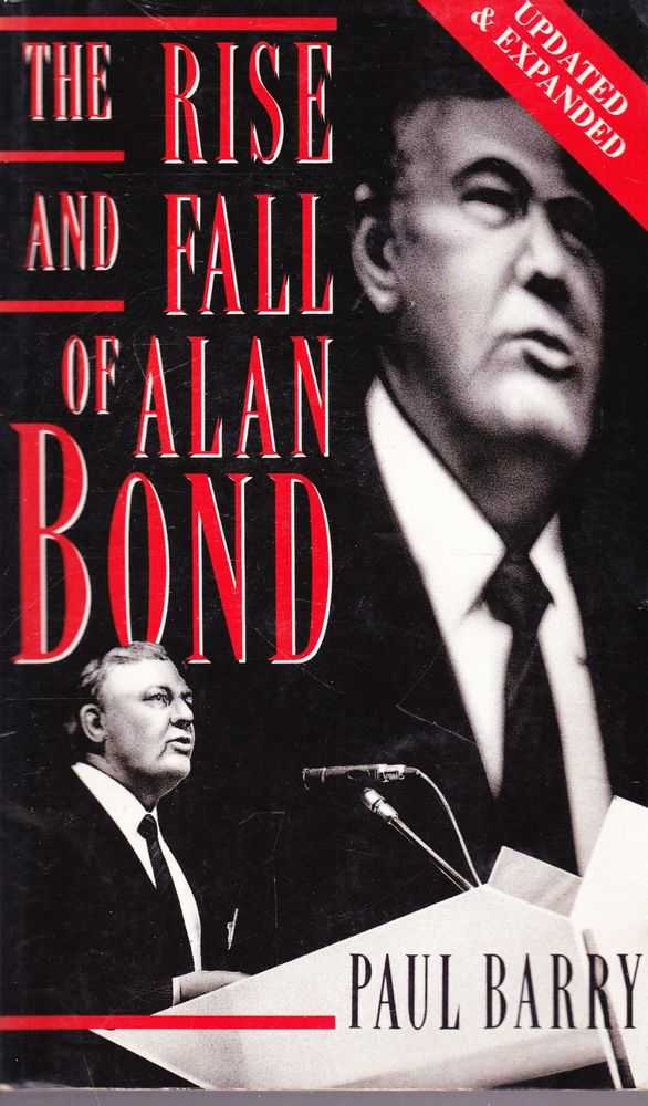 Image for The Rise and Rise of Alan Bond